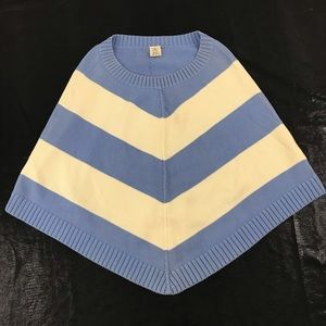 Tommy Jeans Sweater Poncho. L3